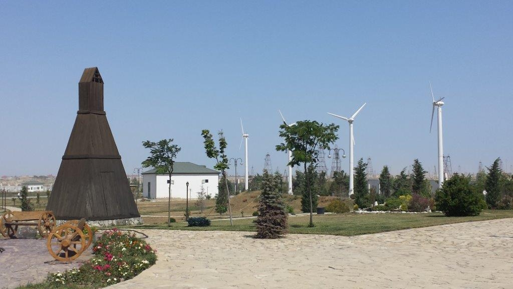 Eco-park established by State Oil Company of Azerbaijan Republic (SOCAR)
