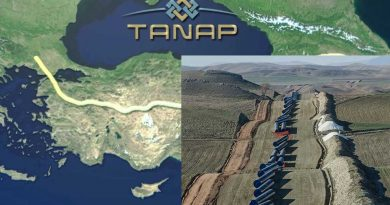 Нурсултан Назарбаев поздравил президента Турции с предстоящим запуском газопровода TANAP
