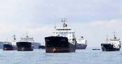 В Саудовской Аравии заявили, что два нефтяных танкера стали целью диверсии в водах ОАЭ