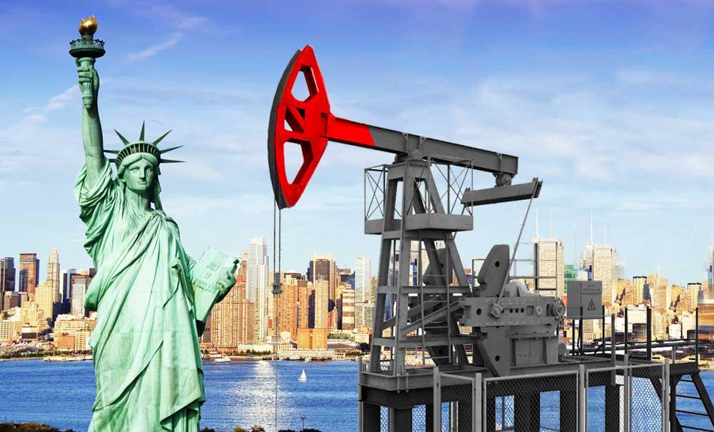 США нарастят добычу сланцевой нефти в июле на 70 тыс. баррелей в сутки