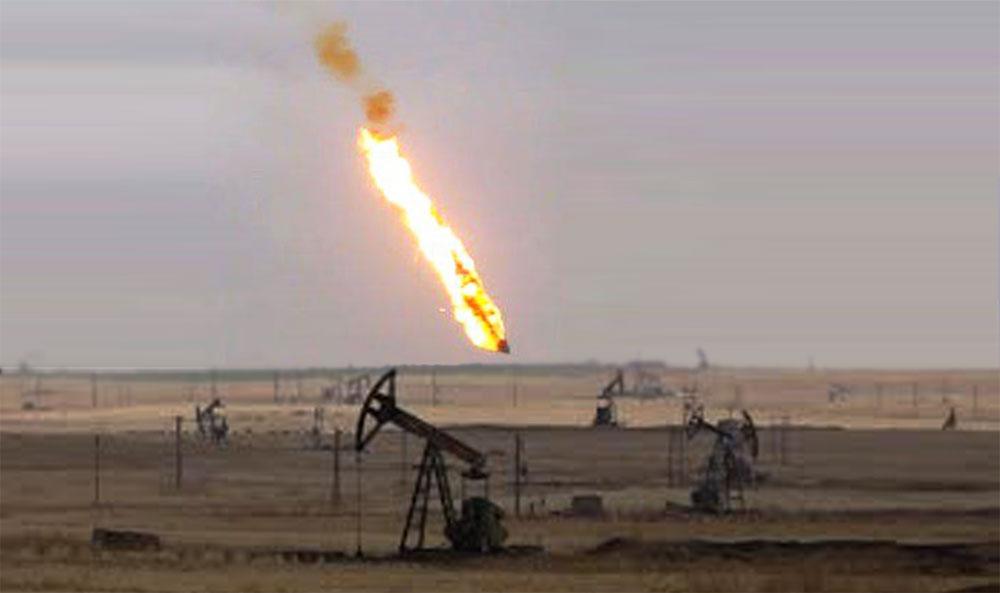 В иракском районе, где располагаются иностранные нефтяные компании, упала ракета