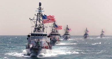 Великобритания примкнет к морской коалиции США в Персидском заливе
