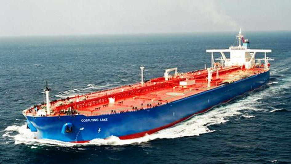 Санкции США против танкерных операторов Cosco