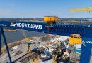 В Финляндии вышел на испытания круизный лайнер на СПГ