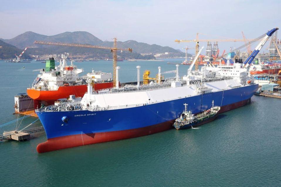 Daewoo ShDaewoo Shipbuilding & Marine Engineering (DSME) ipbuilding & Marine Engineering (DSME)