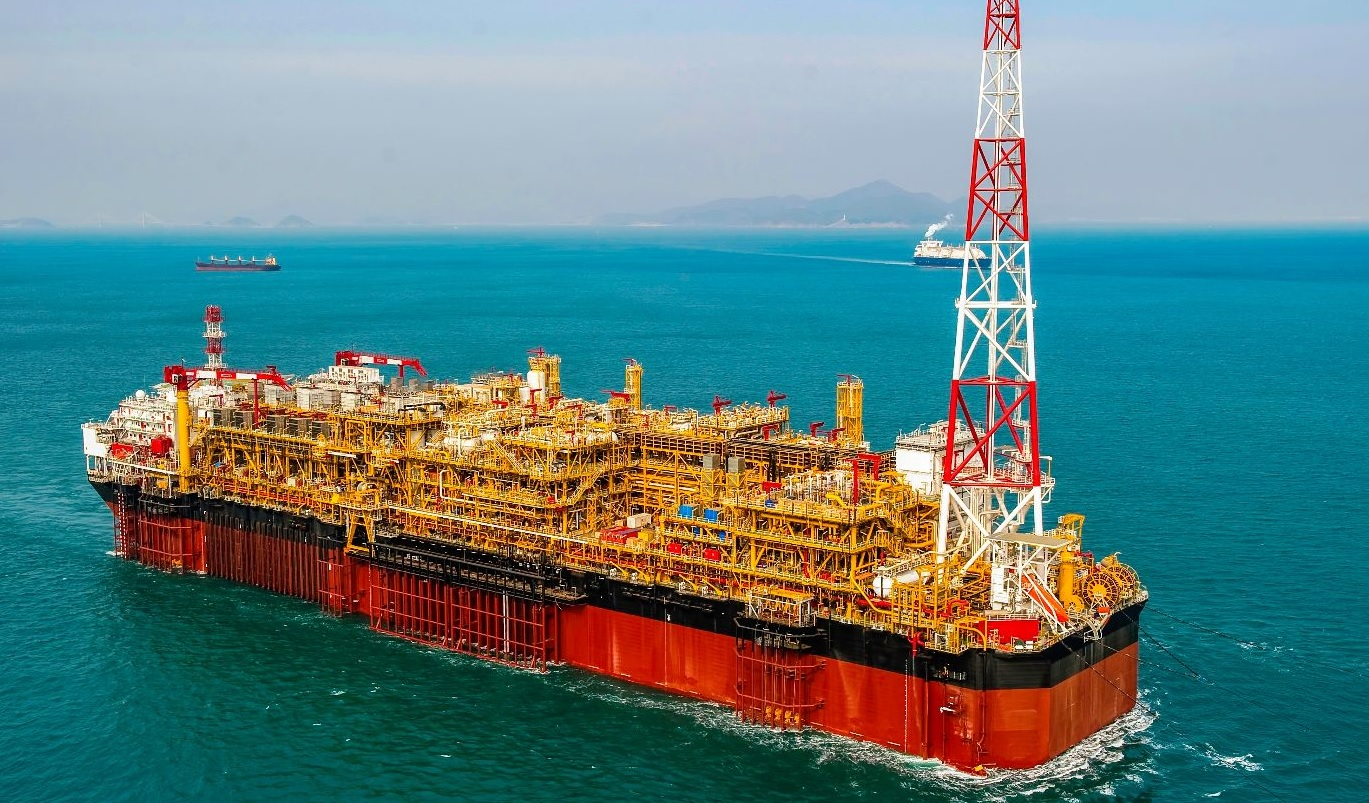 Daewoo Shipbuilding & Marine Engineering - Chevron