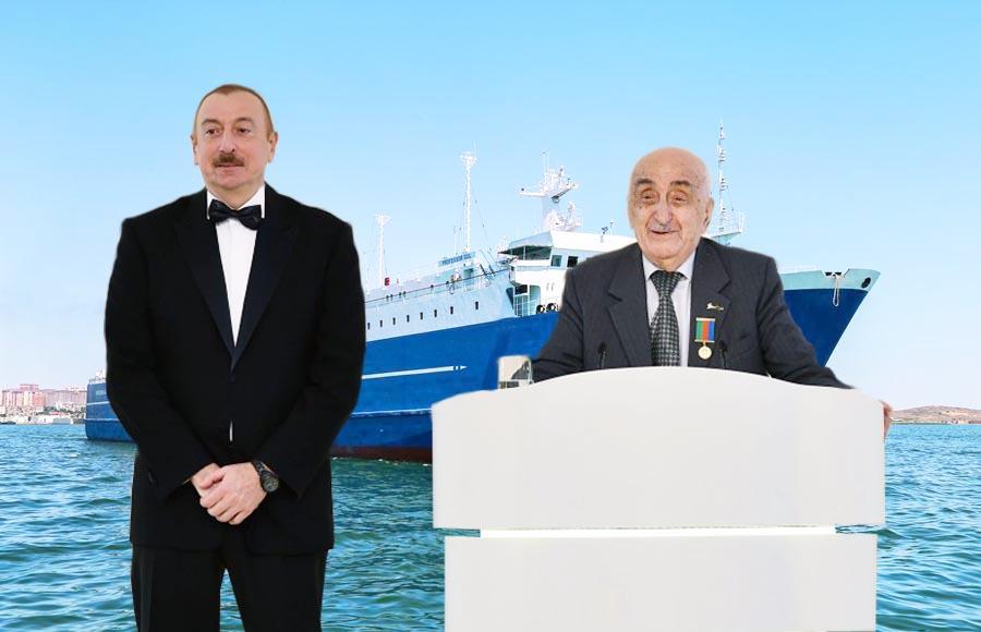 Новый корабль ASCO будет назван в честь Хошбахта Юсифзаде