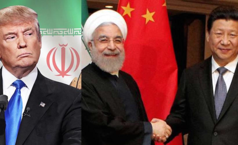 США уже много месяцев ждут, что Китай сократит импорт иранской нефти до нуля. Однако, как заявил спецпредставитель США по Ирану Брайан Хук, КНР по-прежнему продолжает закупать сырье у Тегерана