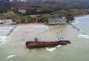 Госэкоинспекция оценила убытки от аварии танкера «Делфи» в $15,2 тыс.